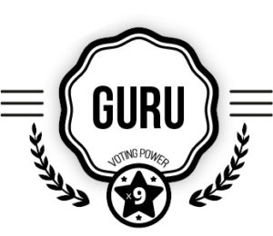 Guru voting power